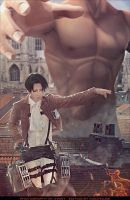 Let's go Levi ! by StudioMadhouse