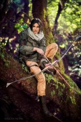 Rise of the Tomb Raider Cosplay by JennCroft