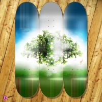 Nature boards by zinkai