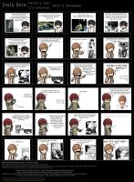 Deathnote Skit Comic part 2 by DemonicClone