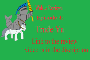 Walrus Reviews Episode 4 promotion by TheWalrusclown