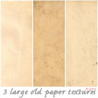 Large Old Paper Texturepack by Zyuza