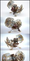 Time Machine Test Renders by Hameed