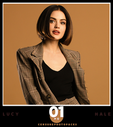 // PHOTOPACK 3885 - LUCY HALE // by censurephotopacks