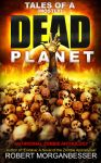 Tales of a (Mostly) Dead Planet: Book cover design by CreativeParamita