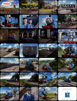 Thomas and Friends Episode 2 Tele-Snaps by MDKartoons