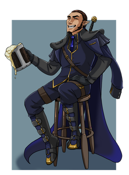 Baird Commission by iesnoth