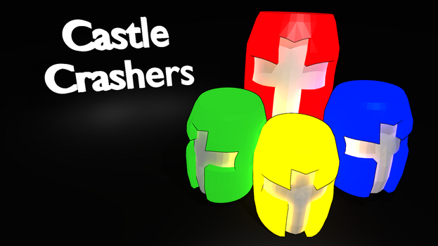 Castle Crashers Render by Catfor