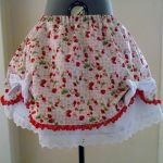Strawberry Lolita Skirt by BlakBunni