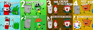 Which Thumbnails are Better? by OfficialTWJ