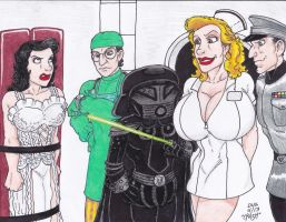 Spaceballs interrogation by Crash2014