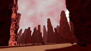 Towers of Titan by TheBigDaveC