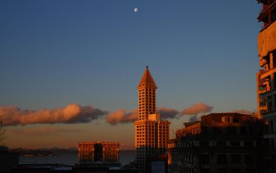 Smith Tower Seattle by jart64