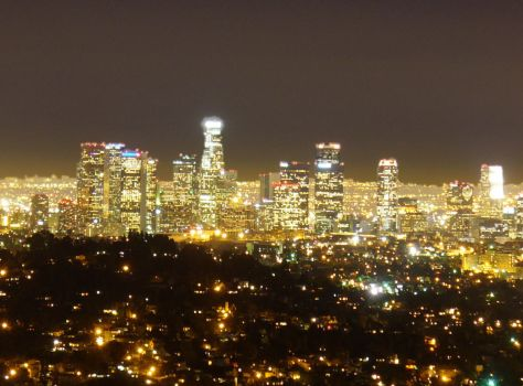 LA after Sunset by AndySerrano