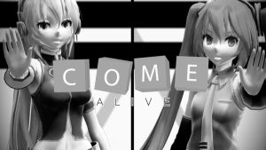 [MMD + Motion DL] Come Alive by ureshiiiiii