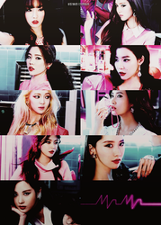 SNSD - Mr. Mr. by mayradias