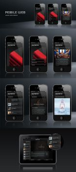 MOBILE WEB by Svendsen