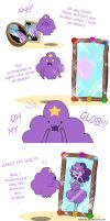 OH MY GLOB by rebenke