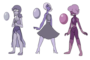 Made-For-Court Pearl Adopts (1/3 OPEN) by p0ssum-boy