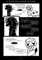 The Monster and the Princess - Page 46 by Thalateya