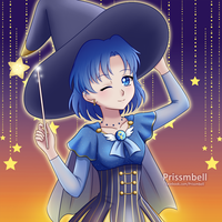 Ami - Halloween by Prissmbell