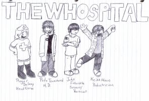 WELCOME TO THE WHOSPITAL by Lykaios-Garou