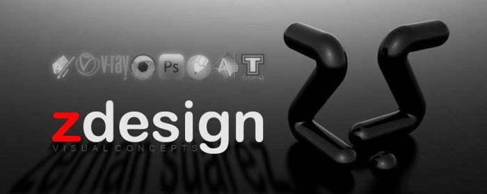 zdesign visual concept banner by Zorrodesign