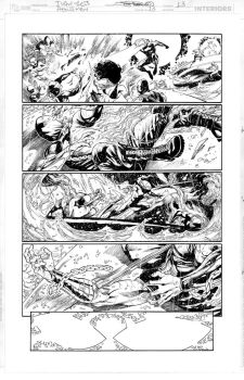 AQUAMAN Issue 13 Page 13 by JoePrado2010