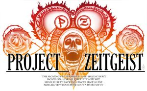 PROJECT ZEITGEIST - Logo by CelestialPearl