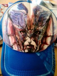 Custom Cap: Untitled by mazingerpip