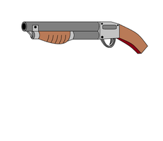TF2 Shotgun by ShotgunDude