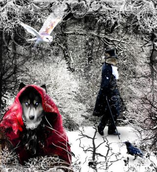 Red Riding Hood by The-Fattness