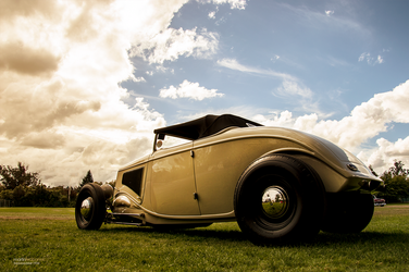 Ford Roadster 1934 by DesignMH