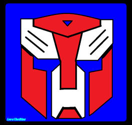 Transformers symbol 1 by Lovetheblue