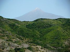 Mount Teide (Pico del Teide) by Paul774
