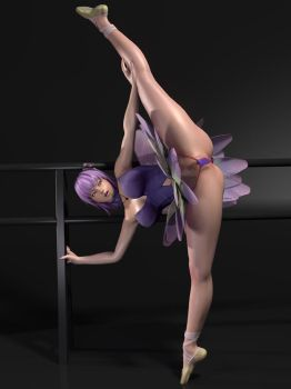 Ayane Ballet 11 by Fakemodeo
