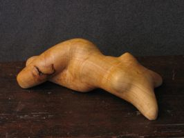 twisted laying torso 2 by gecko-online