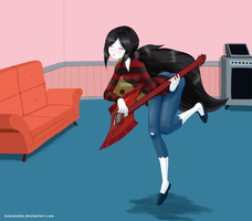 Marceline's song by KawaINDEX