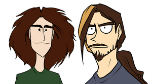 Game Grumps by joncomms