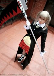Soul Eater: Courage by maronnecruz