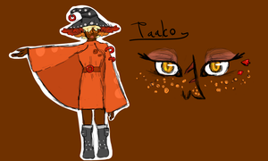 Taako Design (Here There Be Gerblins) by TempLily