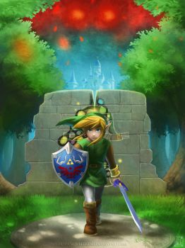 A Link Between Worlds by EternaLegend