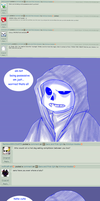 sans and frisk Answers 6 by Kimmys-Voodoo