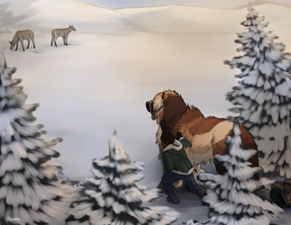 Rite of Hunt: Stalking by Hlaorith