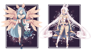 ADOPTS: Zeraphi - Zoriah [CLOSED] by KirasElixir