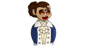 I'm John Laurens in the place to be! by Redpandaseas