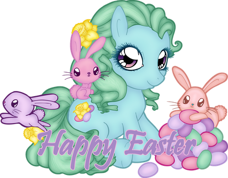 Happy Easter 2018 by aprilk6366