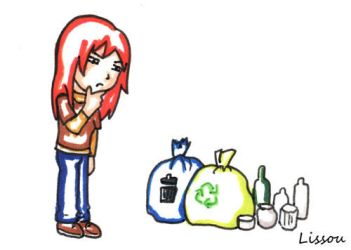 How to reduce Waste by Lissou-drawing