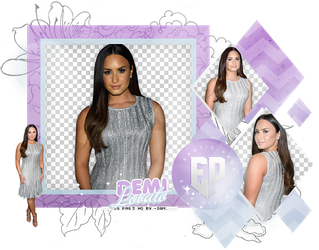 Pack Png 2307 // Demi Lovato. by ExoticPngs