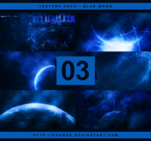 Blue Moon - Texture Pack #03 by KhanDR
